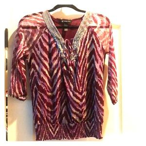 International Concepts (INC) dress top   Size XS